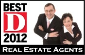D Magazine 2012 Best Real Estate Agents in Dallas