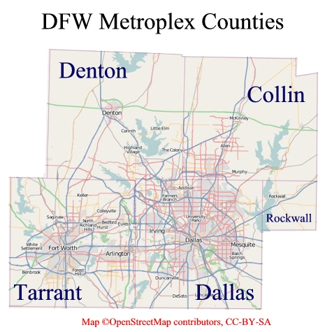 HUD Foreclosures and HUD Homes in the DFW Metroplex on dallas map, dfw cities, central texas counties map, tarrant co zip code map, phoenix city map, dfw metroplex counties, large northeast texas map, duncanville isd map, cross country hwy map, dfw area counties, phoenix az map, arkansas section township range map,
