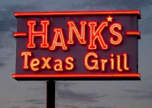 Hank's Texas Grill - McKinney, TX