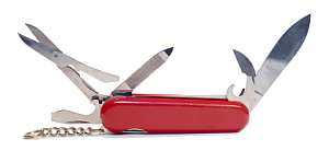Swiss Army Style Knife