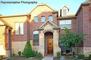 Plano TX Townhomes for Sale 8634 Naomi