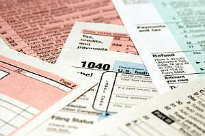 US Federal Tax Forms