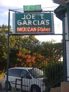 Joe T. Garcia's - A Fort Worth Landmark