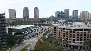 Houston - The Galleria Area