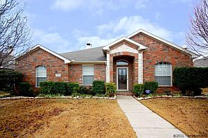 McKinney TX Home For Lease 3312 Nutmeg