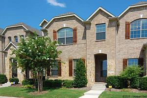 Plano TX Townhome For Sale 4675 Cecile