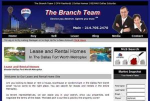 Lease and Rental Homes in DFW