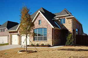 Final New Home in Wyndsor Court Richardson TX