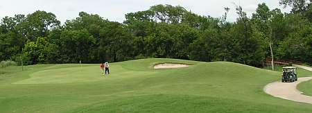 Golf Course Homes in Collin County TX