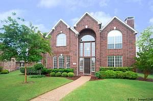 Plano Texas Home For Sale 8705 Grange