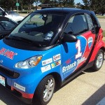 The Branch Team SMART Car