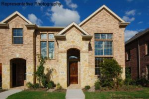 Plano TX Townhome For Sale 4675 Amanda