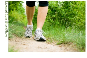 Collin County Jogging Trail