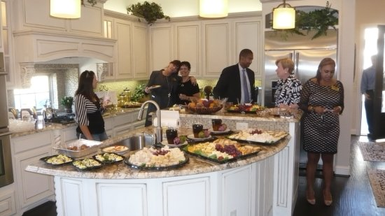 CB Jeni Homes Grand Opening Party for the Chateaus of The Settlement at Craig Ranch