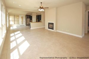 5612 Rowlett Creek Living Area