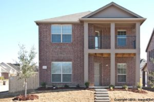 2232 Canyon Point Front View