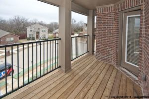 2232 Canyon Point Balcony
