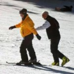 Skiing Lessons at Ski Santa Fe