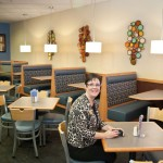 Culvers Dining Area