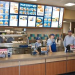 The Main Counter at Culver's