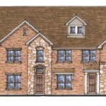 Brick Row Richardson TX Townhomes For Sale