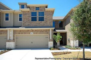 6560 Federal Way Plano TX Townhome for Sale