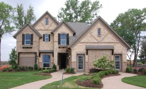 New Model Home in Richwoods Frisco Texas