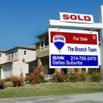 The Branch Team Sold Sign