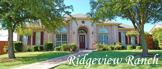 Ridgeview Ranch in Plano, TX