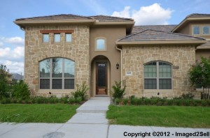 Townhome in the Settlement at Craig Ranch