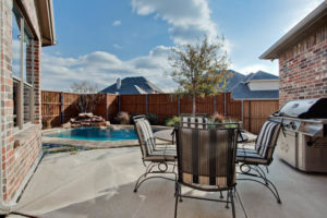 Plano Texas Pool and Patio