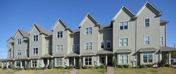 Lexington Townhomes in Plano Texas
