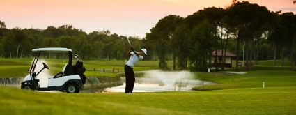 Golf Course Homes in McKinney, Texas