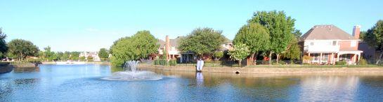 Waterfront Homes in Noert Texas