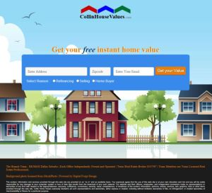 CollinHouseValue - Your Home Value Online