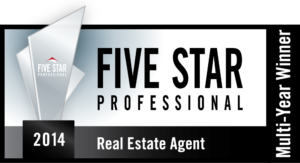 Five Star Real Estate Agents 2014